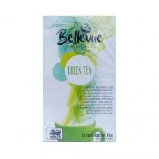 Чай Bellivue зеленый Ганпаудер 100г