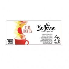 Чай Bellivue черный 25 пакетов