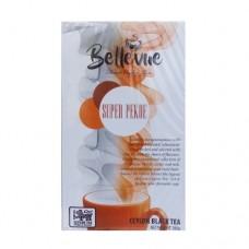 Чай Bellivue черный Супер пекое 100г