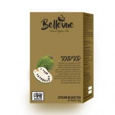 Чай Bellivue чёрный Саусеп 100г