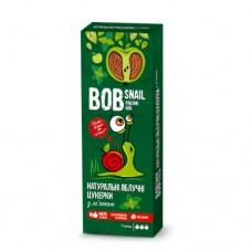 Конфеты BOB SNAIL Равлик Боб Яблоко-Мята 30г