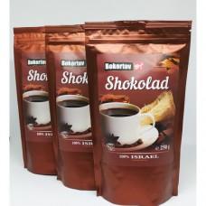 Bokertov Бокертов шоколадный напиток 250г пакет