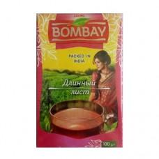 Чай Bombay Бомбей чёрный Длинный лист 100г