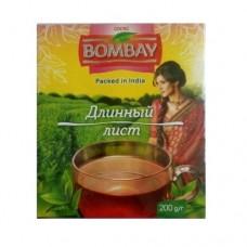 Чай Bombay Бомбей чёрный Длинный лист 200г