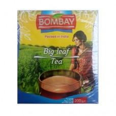 Чай Bombay Бомбей чёрный Крупный лист 200г