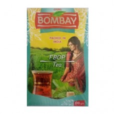Чай Bombay Бомбей чёрный Средний лист FBOP 100г