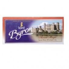 Чай Lord Byron Лорд Байрон черный Assam Magic 20 пакетов