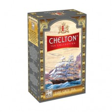 Чай черный Chelton Челтон Эрл Грей 100г