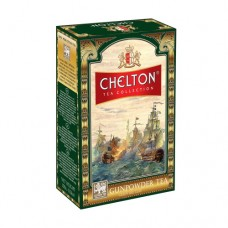 Чай зеленый Chelton Челтон Ган Паудер 100г