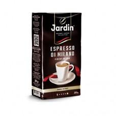 Кофе молотый Jardin Жардин Espresso di Milano 250г