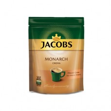 Кофе Якобс Монарх растворимый Крема 60г эконом пакет