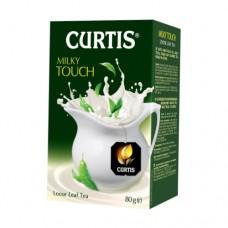 Чай Curtis Кёртис Milky Touch зеленый 80г