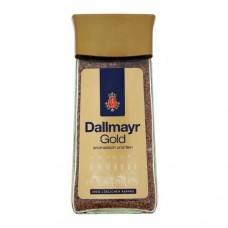 Кофе Dallmayr Далмаер Gold растворимый 100г стекло