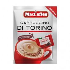 Кофе MacCoffee Маккофе растворимый Cappuccino di Torino 3в1 20 пакетов