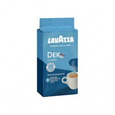 Кофе молотый Лавацца Lavazza Dek Classico 250г