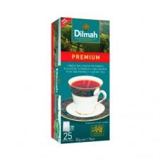 Чай Dilmah Дилмах черный Премиум 25 пакетов
