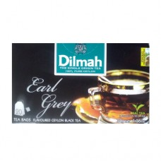 Чай Dilmah Дилмах черный Граф грей 20 пакетов