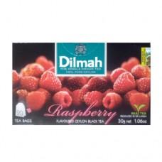 Чай Dilmah Дилмах черный Малина 20 пакетов