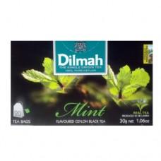 Чай Dilmah Дилмах черный Мята 20 пакетов