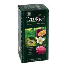 Чай зеленый FemRich Фемрич Ассорти 25 пакет