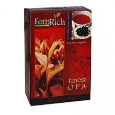 Чай черный FemRich Фемрич Finest OPA 100г
