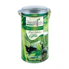 Чай зелёный FemRich ФемРич Пушичный порох 350г жесть банка