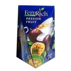 Чай FemRich Фемрич зеленый Маракуя 100г