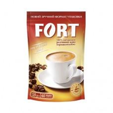 Кофе Fort Форт растворимый 95г пакет