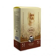 Кофе молотый Галеадор Да Винчи 250г