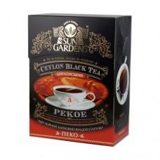 Чай Sun Gardens Сан Гарденс черный Пекое 100г