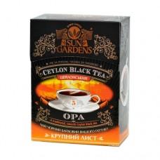Чай черный Sun Gardens Сан Гарденс ОРА 100г