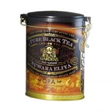 Чай черный Sun Gardens Сан Гарденс ОРА 100г жесть банка