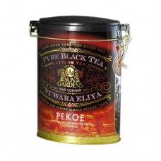 Чай черный Sun Gardens Сан Гарденс Пекое 100г жесть банка