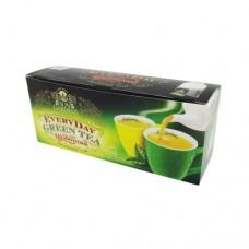 Чай зеленый Sun Gardens Сан Гарденс Every Day 25 пакетов