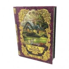 Чай Книга 1 черный Sun Gardens Сан Гарденс Весна ОРА 100г жесть банка