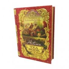 Чай Книга 3 черный Sun Gardens Сан Гарденс Осень Пекое 100г жесть банка