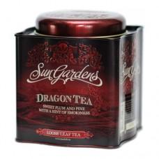Чай Sun Gardens Сан Гарденс черный Дракон 200г Жесть банка