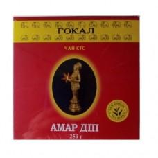 Чай Gokal Гокал Индия Амар Дип черный 250г гранулированный