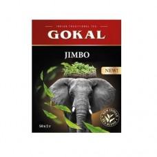 Чай Gokal Гокал Индия Джамбо черный 50 пакетов
