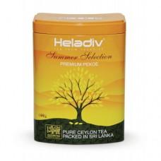 Чай черный Хеладив Осень Heladiv Autumn Sellection 100г жесть банка