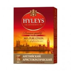Чай черный Hyleys Хейлис Английский Аристократический 100г
