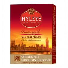 Чай черный Hyleys Хейлис Английский Аристократический 250г
