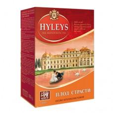 Чай черный Hyleys Хейлис Плод Страсти 100г