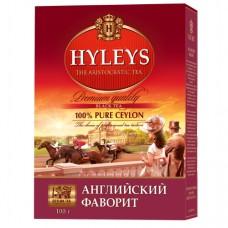 Чай черный Hyleys Хейлис Английский Фаворит 100г