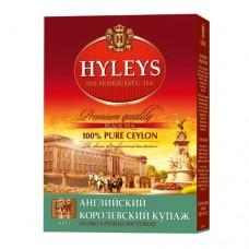 Чай черный Hyleys Хейлис Королевский купаж 100гр