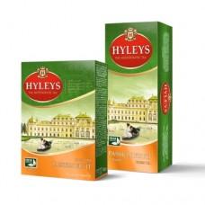 Чай зеленый Hyleys Хейлис Плод Страсти 25 пакетов