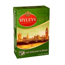 Чай зеленый Hyleys Хейлис 100г
