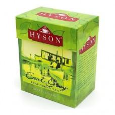 Чай Hyson Хайсон зеленый Бергамот 125г