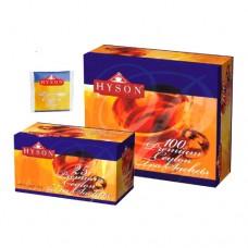 Чай Hyson Хайсон черный Премиум 25 пакет
