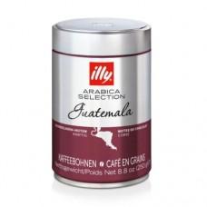 Кофе зерно Илли Illy Gvatemala Monoarabica 250г жесть банка